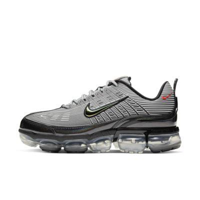 나이키 Nike Air Vapormax 360,Metallic Silver/Metallic Dark Grey/Black/Max Orang