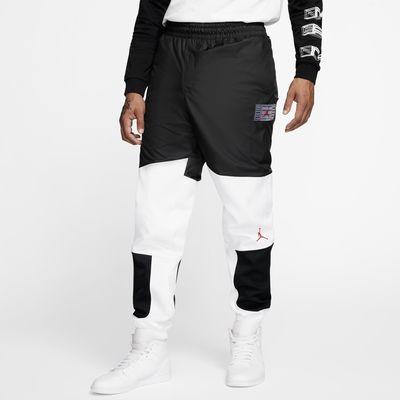 나이키 조던 레거시 트레이닝 바지 Nike Jordan Legacy AJ11,Black/White/Gym Red