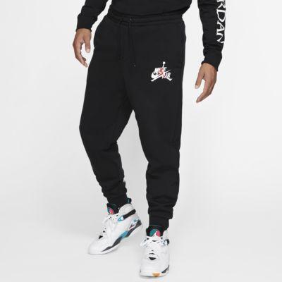 나이키 조던 점프맨 클래식 트레이닝 하의 Nike Jordan Jumpman Classics,Black/White