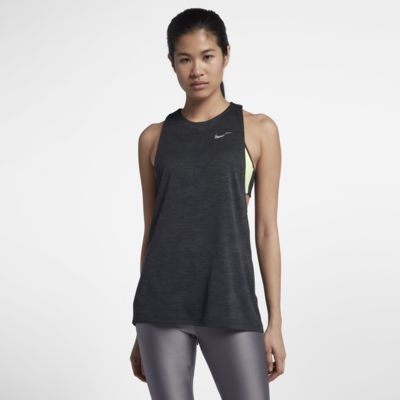 nike medalist 女子跑步背心