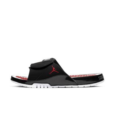 나이키 조던 레트로 슬리퍼 Nike Jordan Hydro XI Retro,Black/Varsity Red/White/Varsity Red