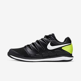 Herre Black Tennis Sko. Nike NO