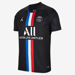 Paris Saint Germain Jerseys, Apparel & Gear.