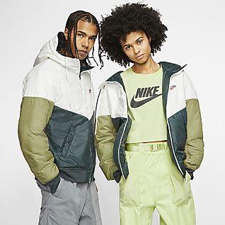Mężczyźni Lifestyle Kurtki i bezrękawniki. Nike PL