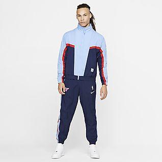 Basketball Jackets & Gilets. Nike DK