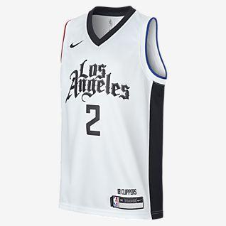 LA Clippers. Nike PL