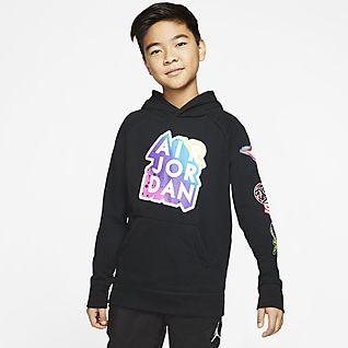 Enfant Basketball Sweats à capuche et sweat shirts. Nike FR