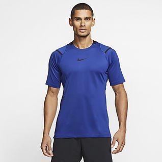 Mænd Nike Pro Træning og fitness Toppe og T shirts. Nike DK