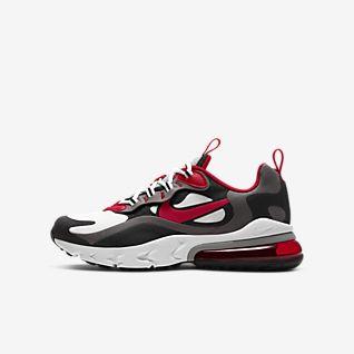 Turnschuhe Nike Damen Herren Air Shake Ndestrukt Gym Rot