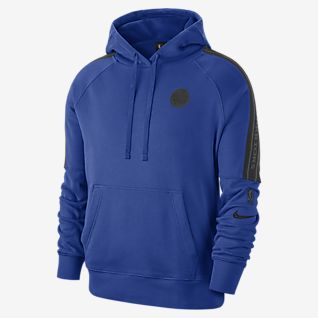 Denver Nuggets Nike 201920 City Edition Club Pullover Hoodie Black