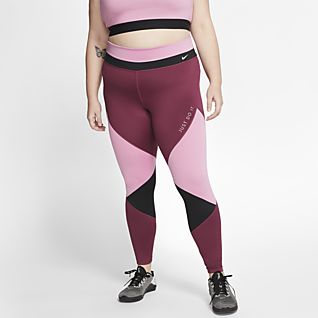 Dames Grote maten Spinning Broeken en tights. Nike NL