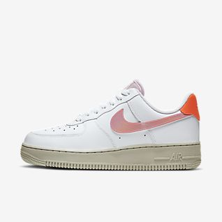 Nike Air Force 1 07 W shoes white blue