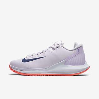 Lila Schuhe. Nike CH