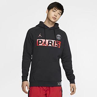 Men's Black Hoodies & Sweatshirts. Nike DK