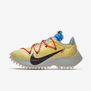 2018 Damen Nike Free Run 2 Cool Grau Weiß Fluoreszierend
