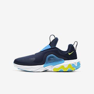 Blue Presto Shoes.