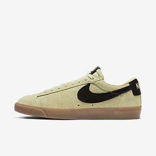 Klassiker Nike SB Team Classic Skate Schuhe Braun Sneakers