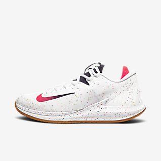 Campo in cemento Tennis Scarpe. Nike CH