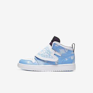 Jordan Blau Schuhe. Nike CH