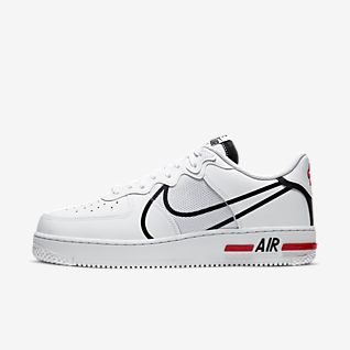 SNEAKERS AIR FORCE 1 '07 3 Uomo White black