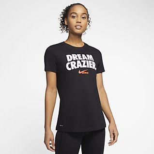 Short Shirts Dri FIT Sleeve Women's mvn0OyN8w