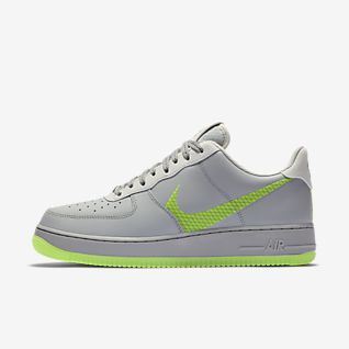 Nike SF Air Force 1 Mid Gris Caramelo