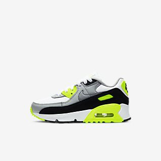 Shop Nike Men's Air Max 90 White Leather Size 10.5 Running