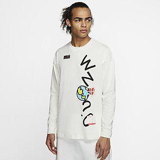 Nike Men's Sportswear Story Graphic Tee, Size: XXL, White