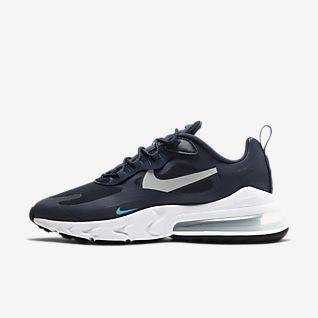 Nike Air Force 1 Magasszárú 07 LV8 Férfi Utcai Cipő Szürke
