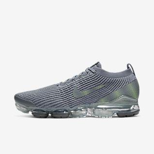 Herren Nike Blau Schuhe: Nike Air Vapormax Flyknit