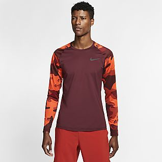 Hommes Maillots Compression Nike Pro