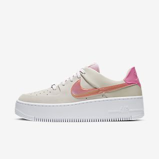 nike air force 1 femme jaune et blanche