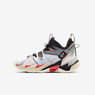 zapatillas baloncesto niño nike jordan