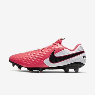 Mulher Vermelho Futebol Sapatilhas. Nike PT