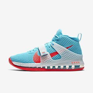 Men's Blue Shoes. Nike PT