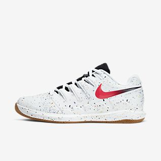 Nike Uomo Bianco Court Lite Scarpa da tenniss Nike Court