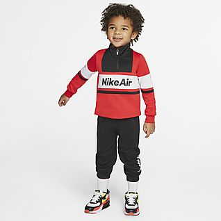 NIKE AIR TODDLER FLEECE TRACKSUIT AGE 2-3 YEARS