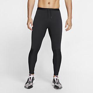 Testhezálló nadrágok és leggingsek futáshoz férfiaknak. Nike HU