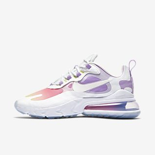nike air max 270 jdi bianca total orange donna& 39