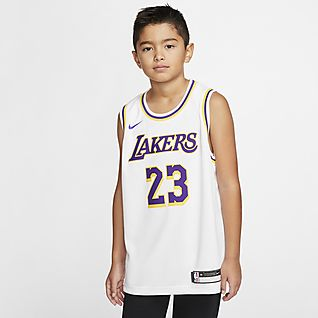 bluza lakers nike 23