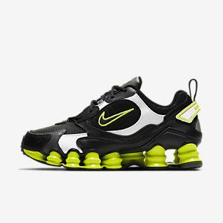 Black Nike Shox Sko. Nike NO
