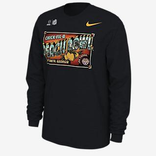 Nike Herren Georgia Tech Orange Bowl Champs Spieler Cap