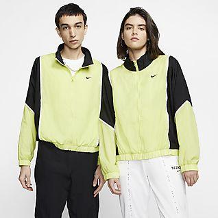 Kvinnor Rea Jackor & västar. Nike SE