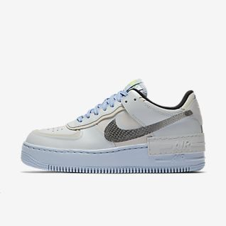 Nike WMNS Air Force 1 '07 Lux (white brown) | 43einhalb Sneaker Store