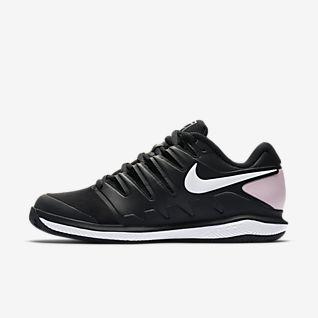 Scontate Scarpe da tennis Nike Air Zoom Vapor X Grigio