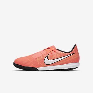 Boys' Indoor Football Shoes. Nike IN