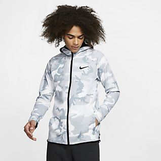 Suit jackets Nike Mens Sweatshirt 861780 451 FVN Blue Track