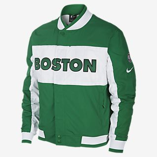 Boston Celtics Courtside Men's Nike NBA Reversible Jacket