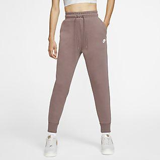 Nike Damen Hose 34 bis 78 Jersey Capri
