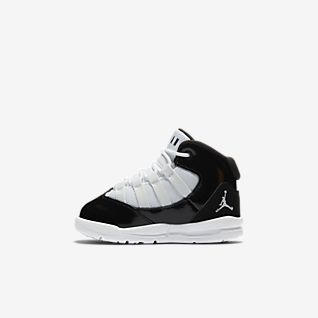 Enfant Jordan Noir Chaussures. Nike FR